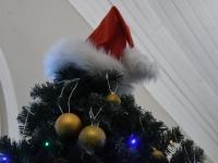 008 Jõululaupäeva jumalateenistus Raeküla Vanakooli keskuses. Foto: Urmas Saard