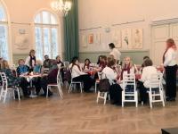 009 Jõululaupäeva jumalateenistus Raeküla Vanakooli keskuses. Foto: Urmas Saard