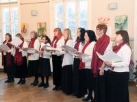 016 Jõululaupäeva jumalateenistus Raeküla Vanakooli keskuses. Foto: Urmas Saard