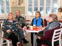 017 Jõululaupäeva jumalateenistus Raeküla Vanakooli keskuses. Foto: Urmas Saard
