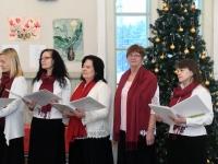 018 Jõululaupäeva jumalateenistus Raeküla Vanakooli keskuses. Foto: Urmas Saard
