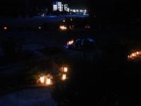 016 Jõuluõhtu Pärnu Metsaklmistul. Foto: Urmas Saard