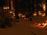 010 Jõuluõhtul Pärnu Metsakalmistul. Foto: Urmas Saard