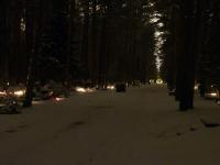 011 Jõuluõhtul Pärnu Metsakalmistul. Foto: Urmas Saard