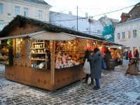 001 Jõuluturg Tallinnas. Foto: Urmas Saard