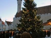 003 Jõuluturg Tallinnas. Foto: Urmas Saard