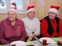 004 Jõuluvana Sindi sotsiaaltöökeskuses. Foto: Urmas Saard