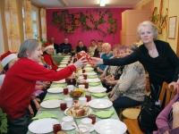 008 Jõuluvana Sindi sotsiaaltöökeskuses. Foto: Urmas Saard