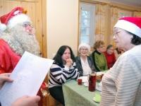 013 Jõuluvana Sindi sotsiaaltöökeskuses. Foto: Urmas Saard