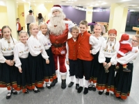 017 Jõuluvanade konverentsi päeva teine pool Kadrinas. Foto: Urmas Saard