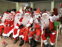 018 Jõuluvanade konverentsi päeva teine pool Kadrinas. Foto: Urmas Saard