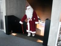 007 Jõuluvanade pressikonverents. Foto: Urmas Saard