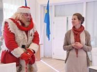 024 Jõuluvanade pressikonverents. Foto: Urmas Saard