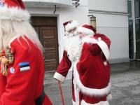 036 Jõuluvanade pressikonverents. Foto: Urmas Saard