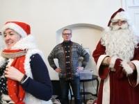 001 Jõuluvanade XVII konverents Kadrinas. Foto: Urmas Saard