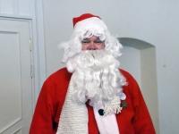 002 Jõuluvanade XVII konverents Kadrinas. Foto: Urmas Saard