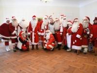 005 Jõuluvanade XVII konverents Kadrinas. Foto: Urmas Saard