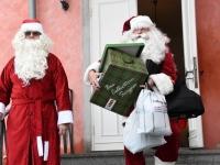 008 Jõuluvanade XVII konverents Kadrinas. Foto: Urmas Saard