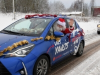 014 Jõuluvanade XVII konverents Kadrinas. Foto: Urmas Saard