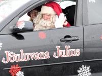 023 Jõuluvanade XVII konverents Kadrinas. Foto: Urmas Saard