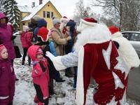031 Jõuluvanade XVII konverents Kadrinas. Foto: Urmas Saard