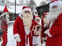 043 Jõuluvanade XVII konverents Kadrinas. Foto: Urmas Saard