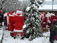 050 Jõuluvanade XVII konverents Kadrinas. Foto: Urmas Saard