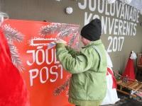 080 Jõuluvanade XVII konverents Kadrinas. Foto: Urmas Saard