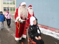 084 Jõuluvanade XVII konverents Kadrinas. Foto: Urmas Saard