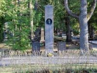 005 Julius Friedrich Seljamaa hauasammas Rahumäe kalmistul. Foto: Urmas Saard