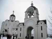 001 Jumalaema Kiirestikuulja ikooni kirik. Foto: Urmas Saard