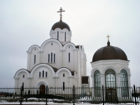 002 Jumalaema Kiirestikuulja ikooni kirik. Foto: Urmas Saard