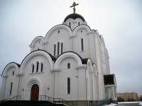 016 Jumalaema Kiirestikuulja ikooni kirik. Foto: Urmas Saard
