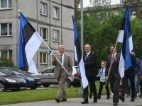 004 Jüri Trei erinevates tegevustes. Foto: Urmas Saard