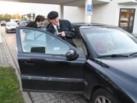 017 Jüri Trei rääkis Pärnu väärikatele Eesti autonoomiast ja Maapäevast. Foto: Urmas Saard