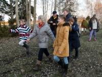 009 Jüriöö eelõhtul Kurese külas. Foto: Urmas Saard