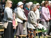 005 Juuniküüditamise 75. aastapäev Pärnus. foto: Urmas Saard