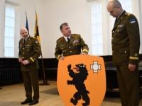 017 Kaitseliidu Pärnumaa malevas vahetusid pealikud. Foto: Urmas Saard