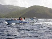 001 Kariibi meres asuval Martinique'i saarel.