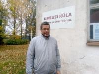 Umbusi külaelu eestvedaja Jako Jaago. Foto: Jaan Lukas