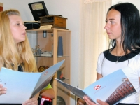 011 Karin Tislari isiknäitus Sindi muuseumis. Foto: Urmas Saard