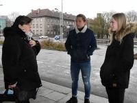 Mari Suurväli, Aksel Verlin ja Kelly-Ly Tomingas. Foto: Urmas Saard / Külauudised
