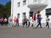 005 Kepikõndijad Pärnu rannas. Foto: Urmas Saard / Külauudised