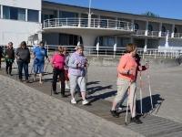 006 Kepikõndijad Pärnu rannas. Foto: Urmas Saard / Külauudised