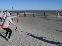 015 Kepikõndijad Pärnu rannas. Foto: Urmas Saard / Külauudised