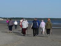 018 Kepikõndijad Pärnu rannas. Foto: Urmas Saard / Külauudised