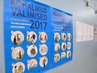 002 Kohalikud valimised Sindis. Foto: Urmas Saard