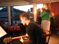 005 Kontsert Saame kokku Tomi juures Endla Jazzklubis. Foto: Urmas Saard