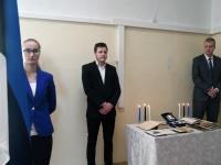 007 Konverents Sindis, 100 aastat Eesti Vabadussõja algusest. Foto: Urmas Saard