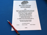 003 Koolirahu lepingu sõlmimine Sindi gümnaasiumis. Foto: Urmas Saard